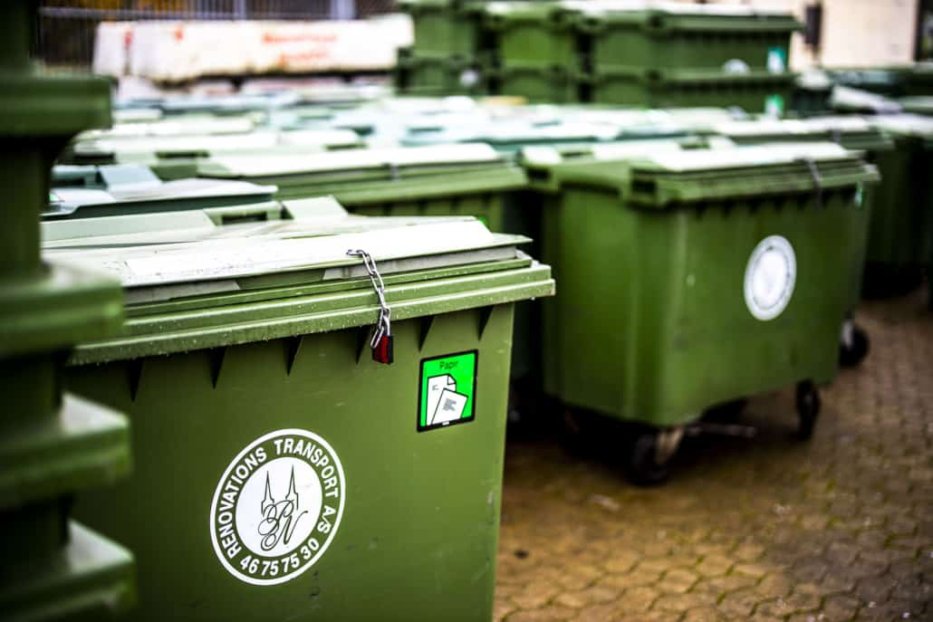 affaldscontainere